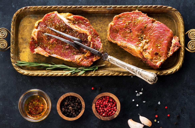 Marinade pentru carne de vită