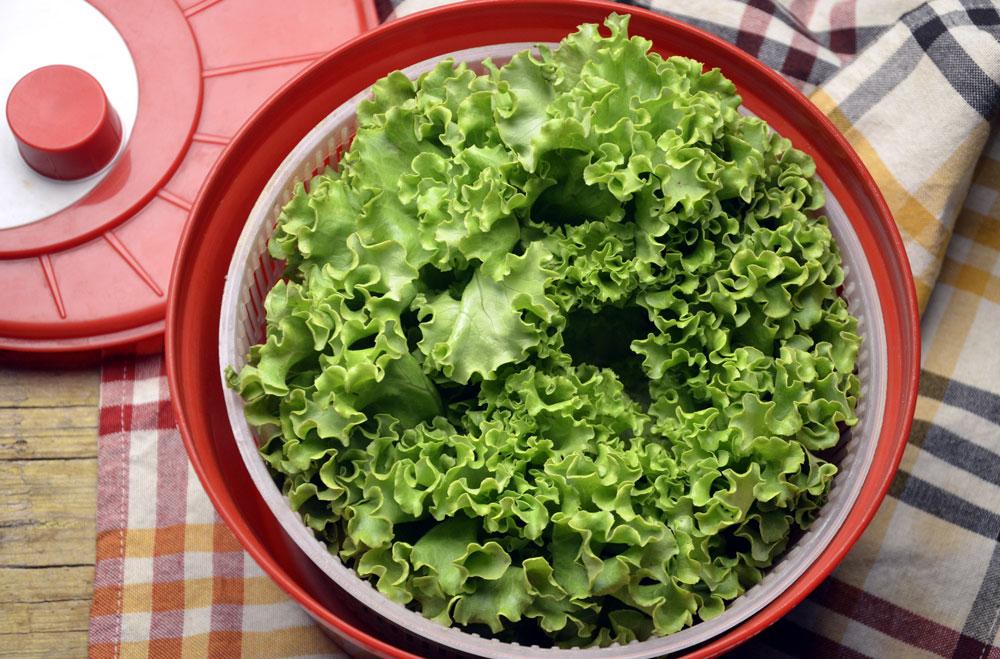 Uscător pentru salată