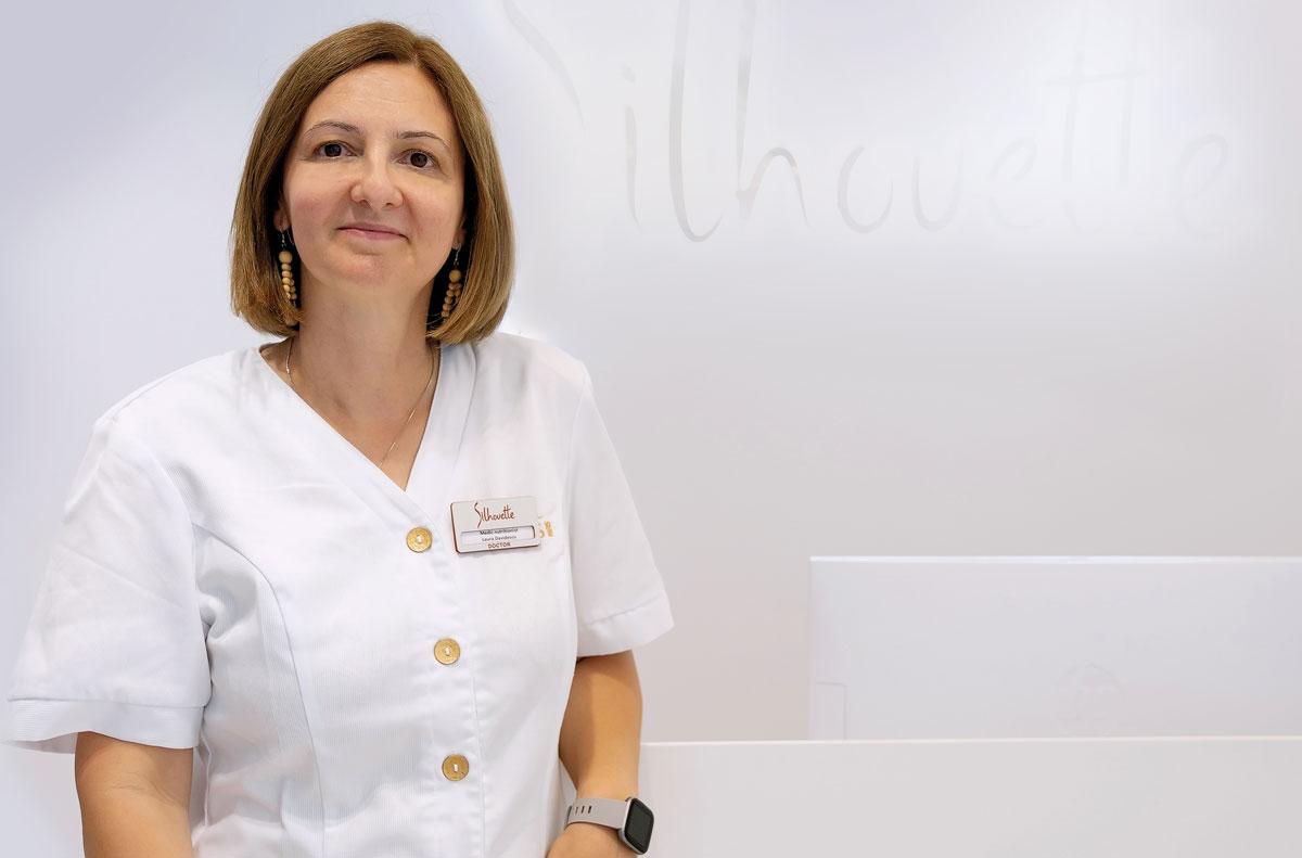 Laura Davidescu nutriționist
