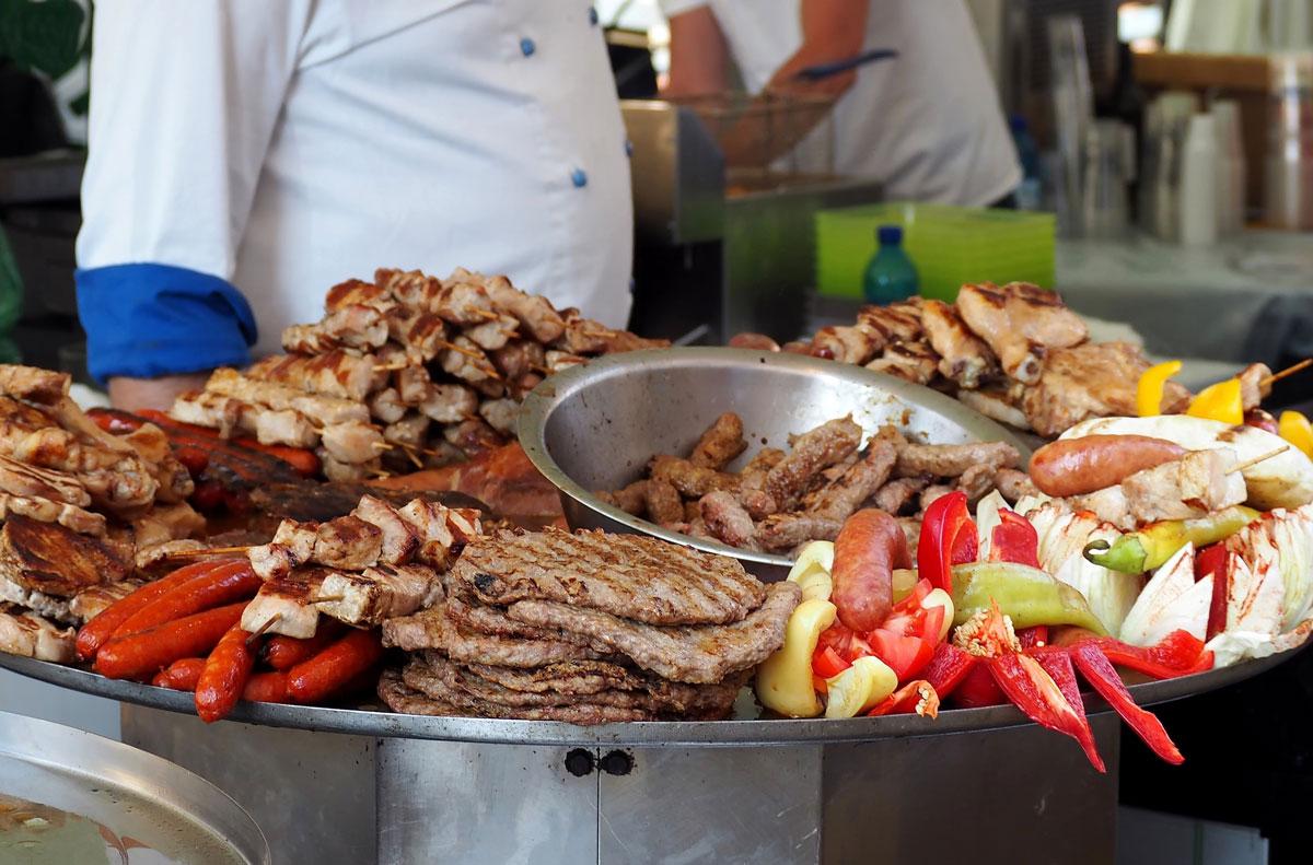 bucătăria sârbească