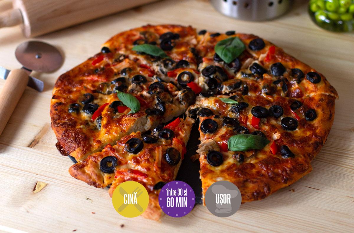 Pizza lui Tudor