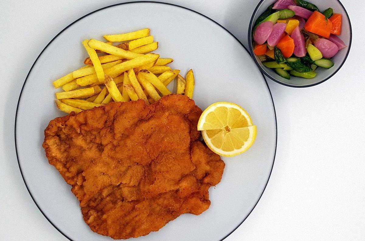 schnitzel vienez