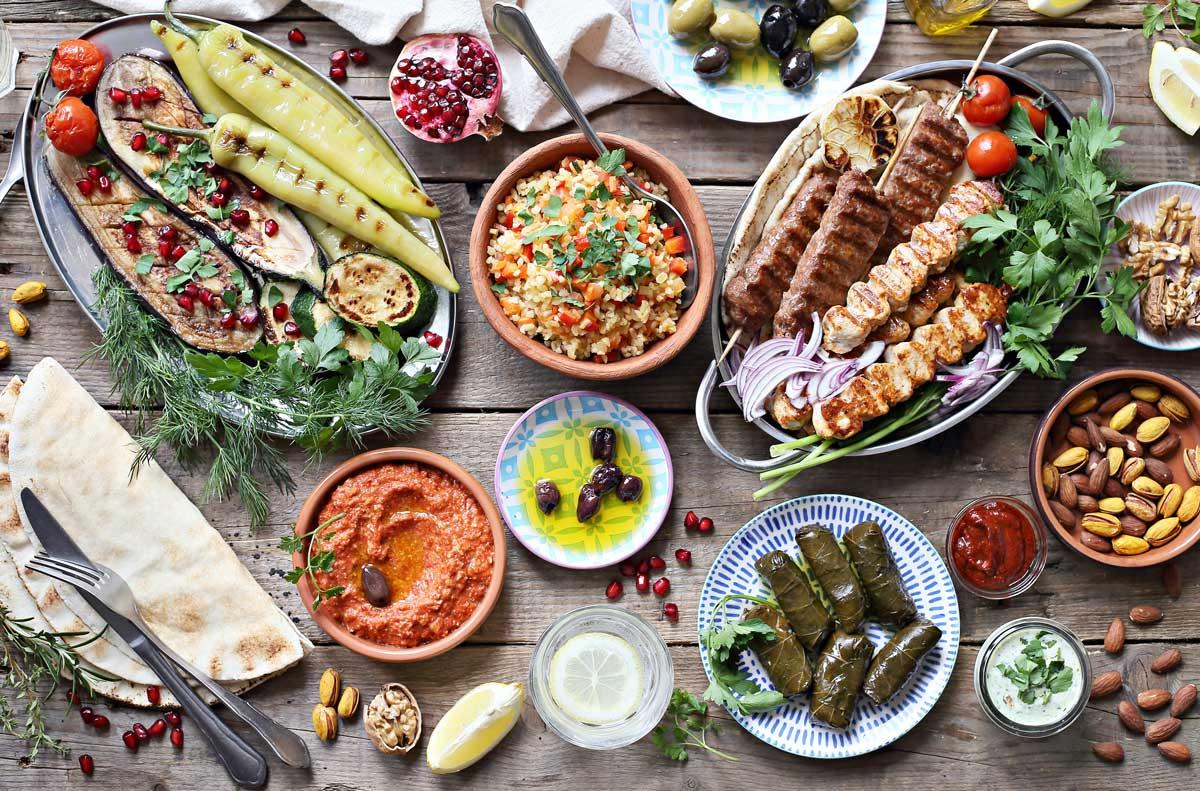 mâncare turcească